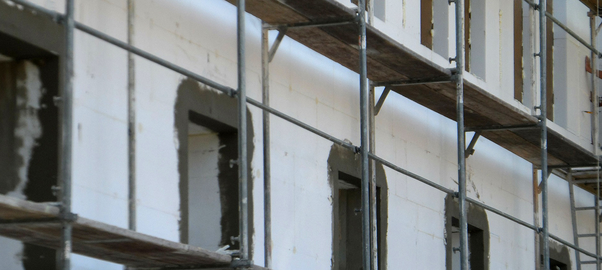 Fassade dämmen | Heinz Malermeister